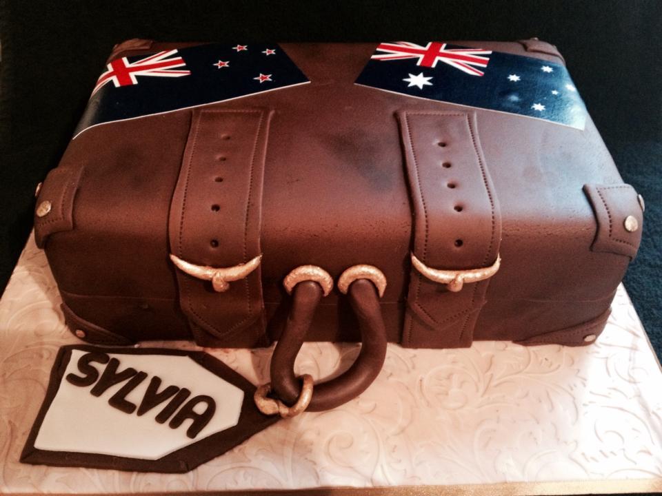 Bag Cakes Bespoke Bakes Of Petworth